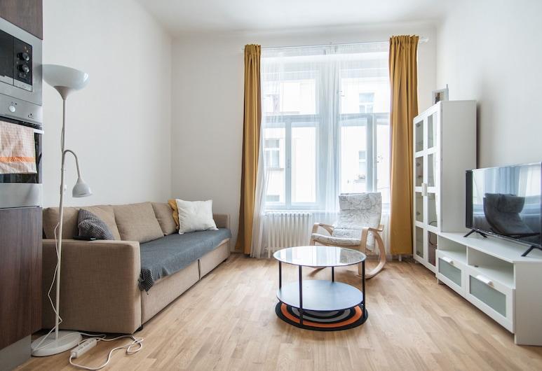 Modern apartment w 1BR located near park and the centre, Prag