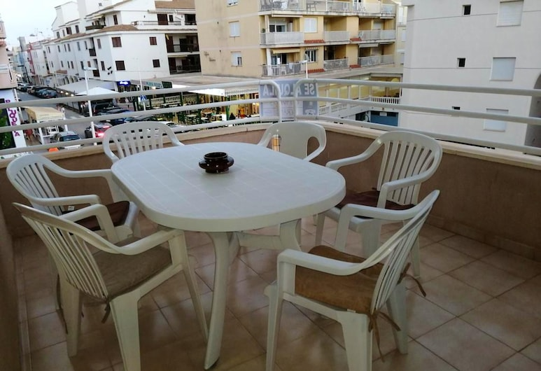 Apartment With 3 Bedrooms in Alcossebre, With Wonderful City View and Furnished Terrace - 50 m From the Beach, Alcala de Xivert