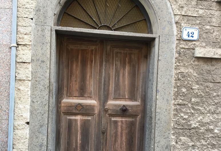 Minerva, Nettuno, Hotel Entrance