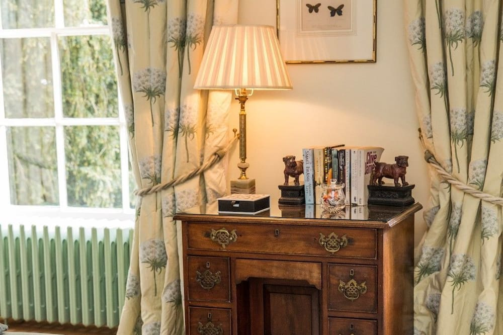 Quarto Deluxe (Green Room) - Área de Estar