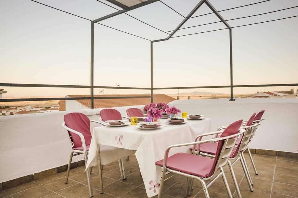 Dobbelt- eller tomannsrom - Terrasse/veranda