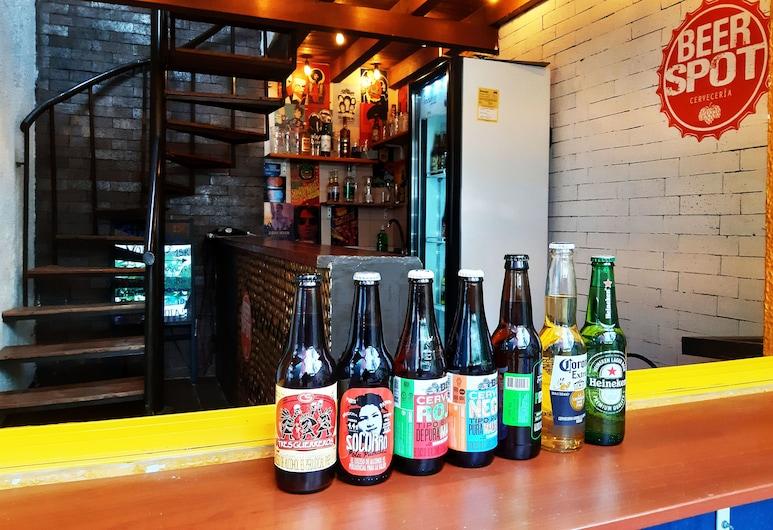 Casa Mood Usaquen, Bogotá, Bar Hotel