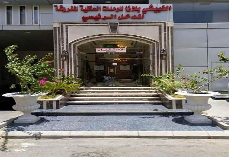 El Ghobishi Hotel Suites, Jeddah, Entrée de l'hébergement