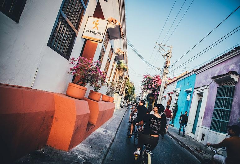 El Viajero Cartagena, Cartagena