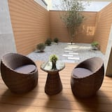 Habitación doble (Garden View) - Balcón