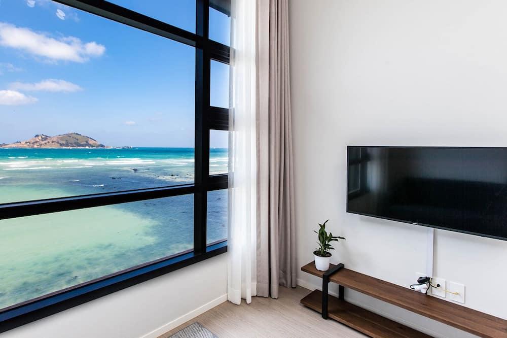 Maisonnette (20 PY) - Uitzicht op strand/zee