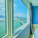 Appartement, 2 chambres, vue fleuve - Chambre