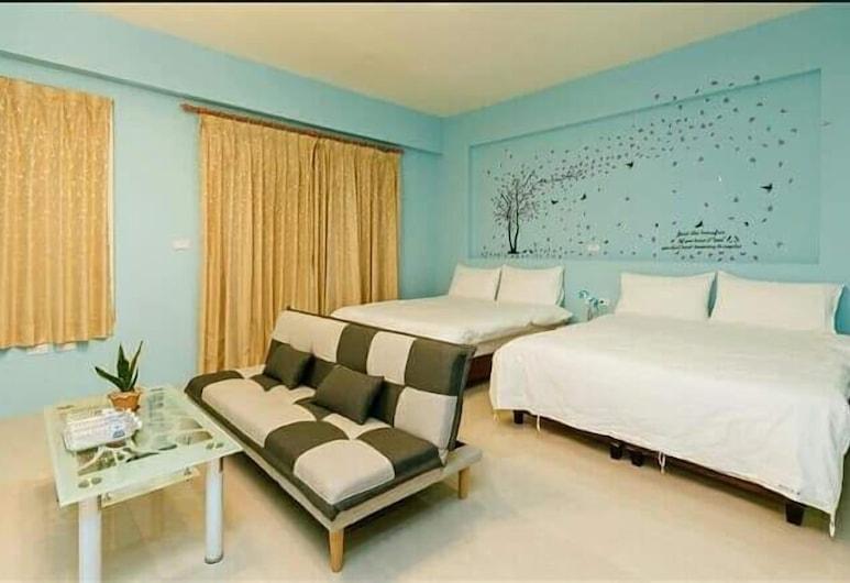 莫莫民宿, 台東市, 四人房, 客房