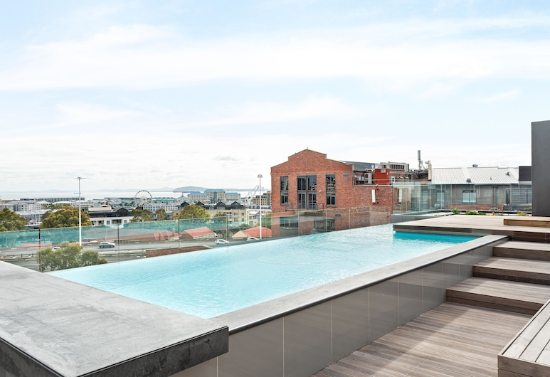 Docklands 423, Cape Town, Rooftop Pool