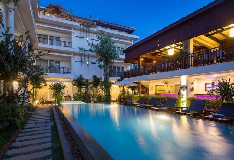 Ratanakiri Paradise Hotel & SPA, Ban Lung