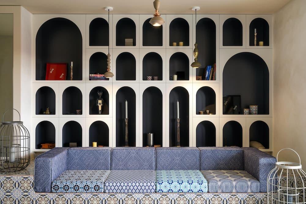 Suite Marrakesch - 客廳
