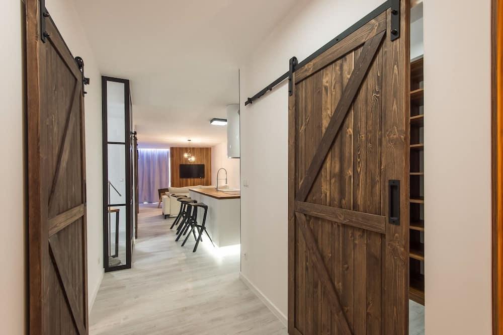 Апартаменты «Гранд» - Зона гостиной