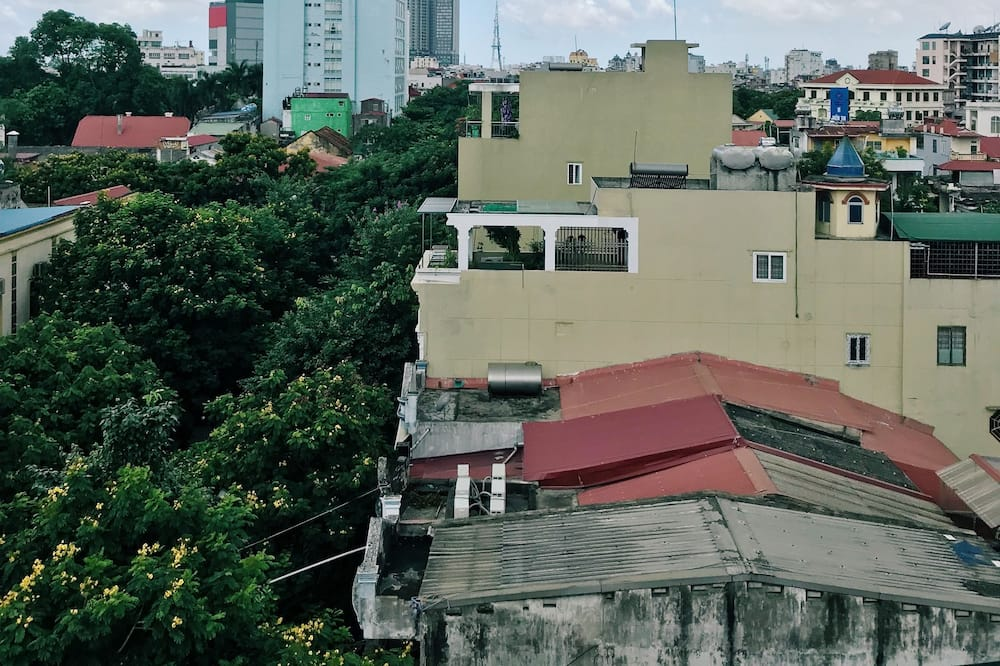 Family Triple Room - Balcony View