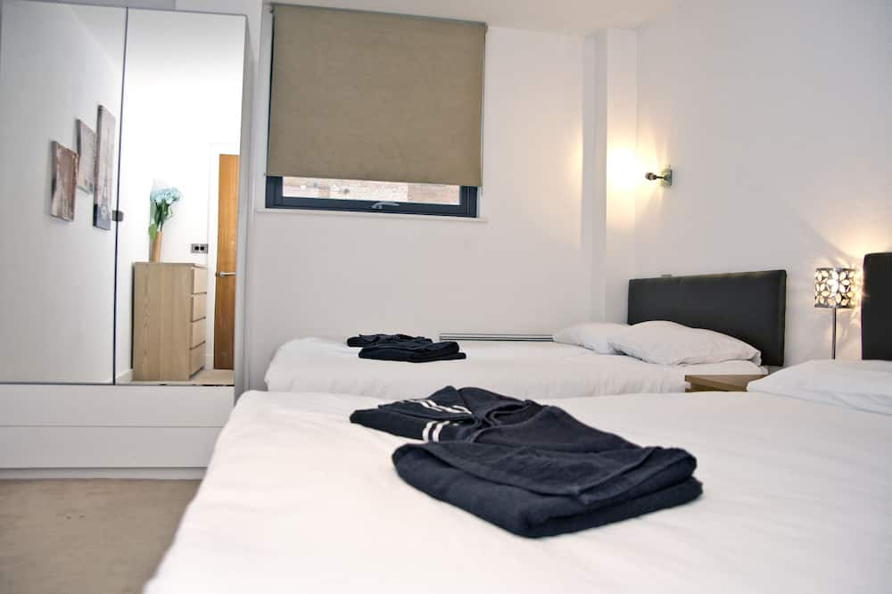 Apartament typu City - Pokój