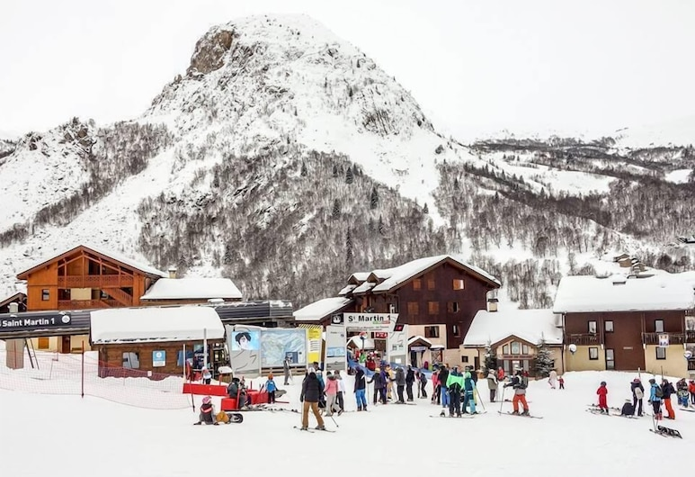 Appartements de Charme du Saint Martin, Les Belleville, Snježni i skijaški sportovi