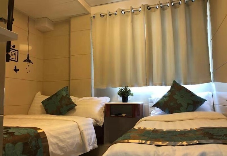 Reliance Lodge, Kowloon, Deluxe Double Room, Guest Room