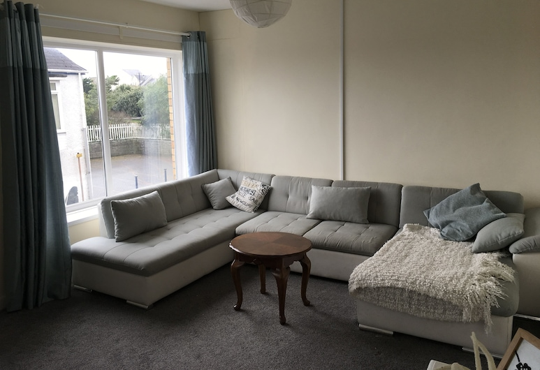 Harbour Lets - New Road Apartment - Porthcawl, Porthcawl, Departamento Confort, baño privado, Sala