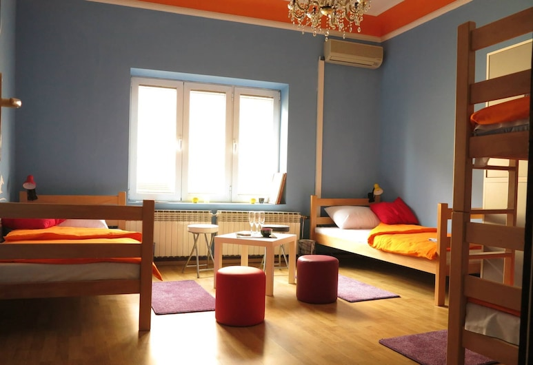 Traveler's Hostel & Apartments, Belgrad, Zimmer, eigenes Bad, Zimmer