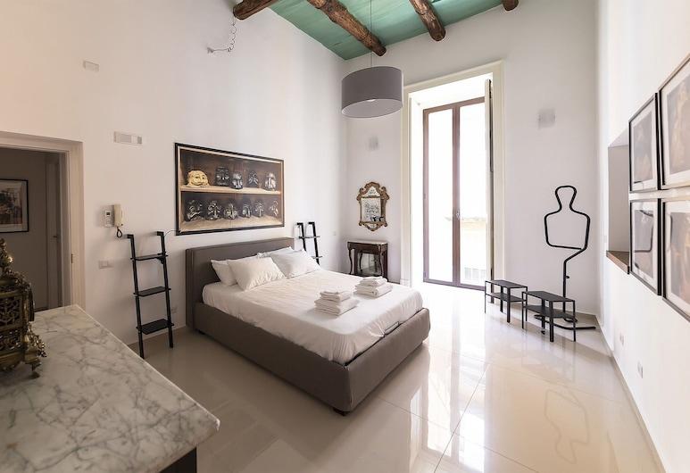意式公寓酒店 - 蒙特卡爾瓦里歐 19 B, 那不勒斯, 公寓, 2 間臥室, 客房