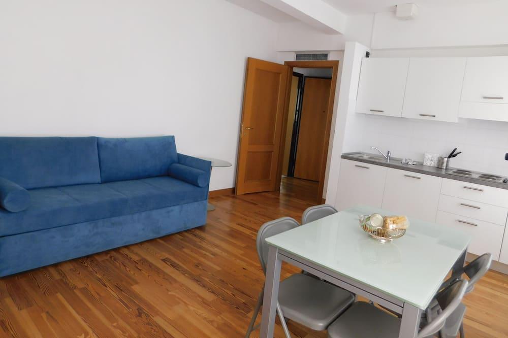 Căn hộ Tiêu chuẩn (Bilocale - 022) - Phòng khách