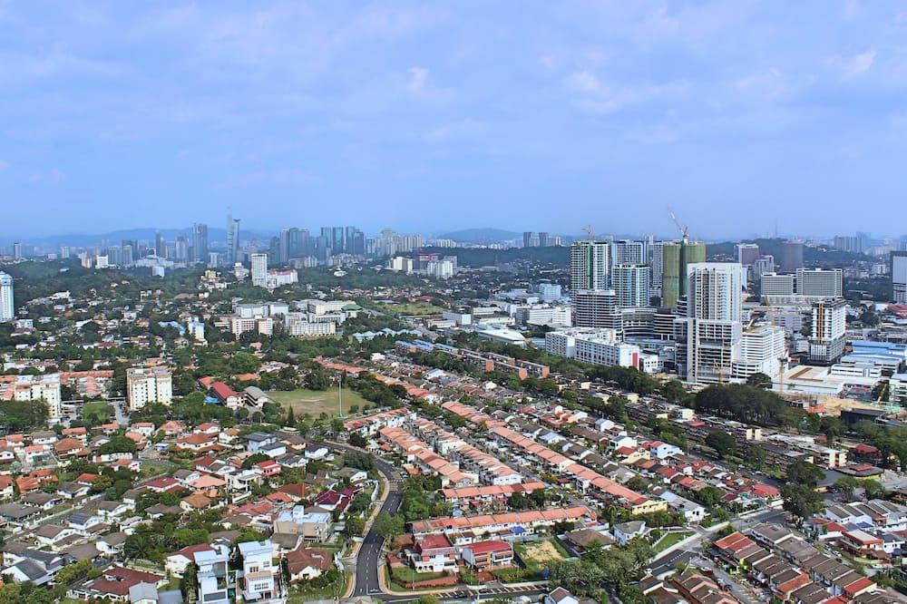 豪華雙人房 - 城市景觀