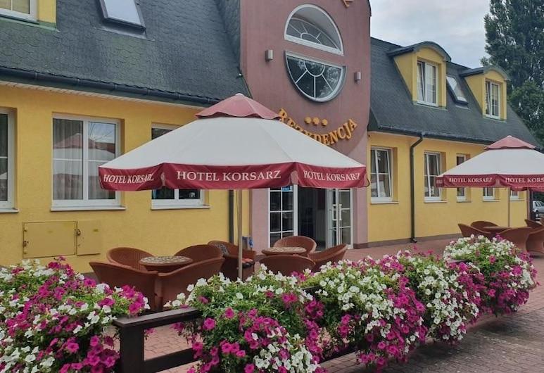 Hotel Korsarz, Свиноустье