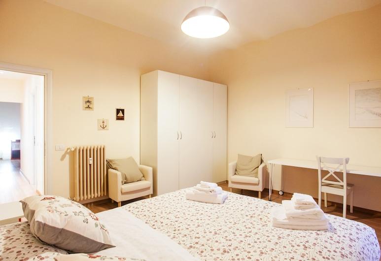 魯岡提亞村舍酒店 - 離聖彼得 2 分鐘, Rome, 公寓 (2 Bedrooms), 客房