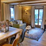 Apartman, 3 spavaće sobe, prizemlje - Dnevna soba