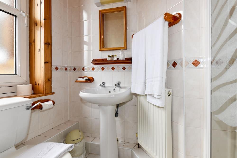Одномісний номер, приватна ванна - Ванна кімната