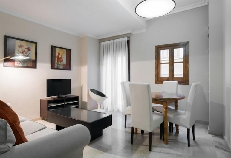 サンタ クルス周辺地域 (CC2) にある快適なアパートメント, セビリア