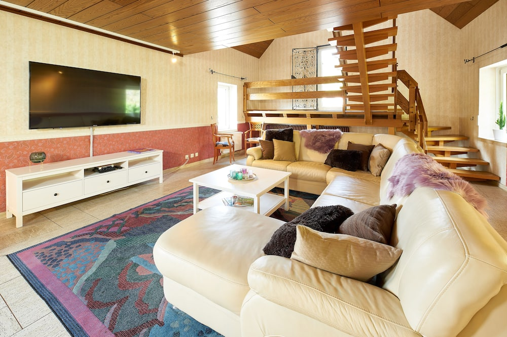 Ferienhaus, 5Schlafzimmer - Wohnbereich