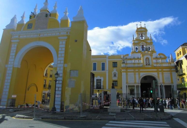 RentalSevilla Confortable y céntrico dúplex, Seville, Exterior