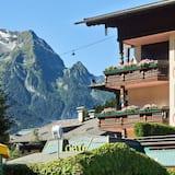 Pokój dla 1 osoby Comfort, balkon - Z widokiem na góry
