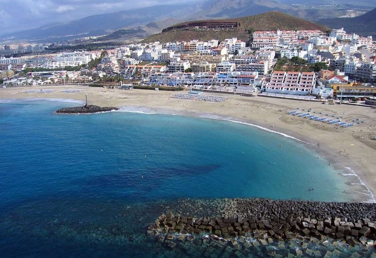 Los Cristianos, new Beautiful Apartment, Suitable for Disabled, Free Wi-fi, Arona, Pláž