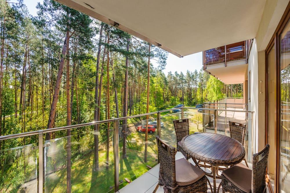 Apartamentai (45) - Balkonas