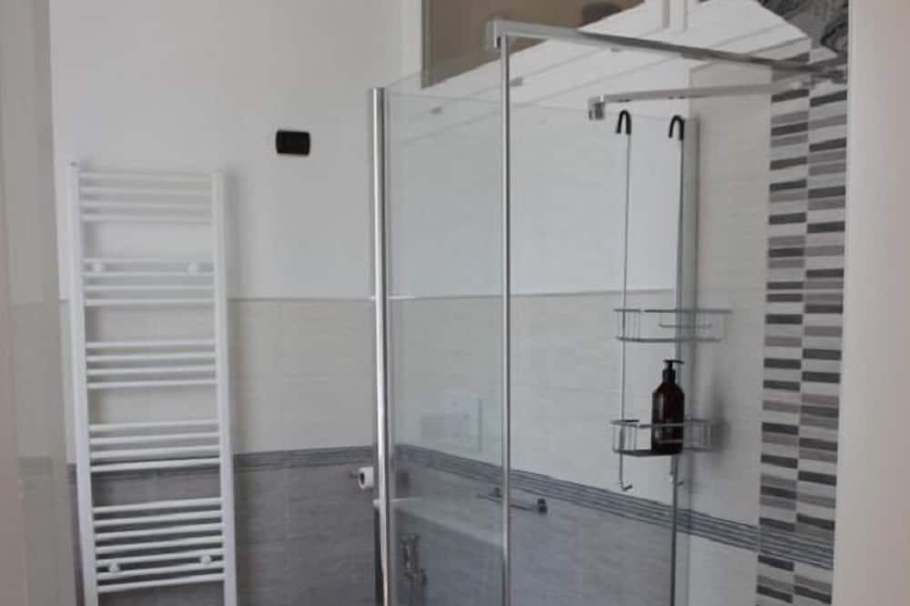 Zweibettzimmer (Nocciola) - Badezimmer