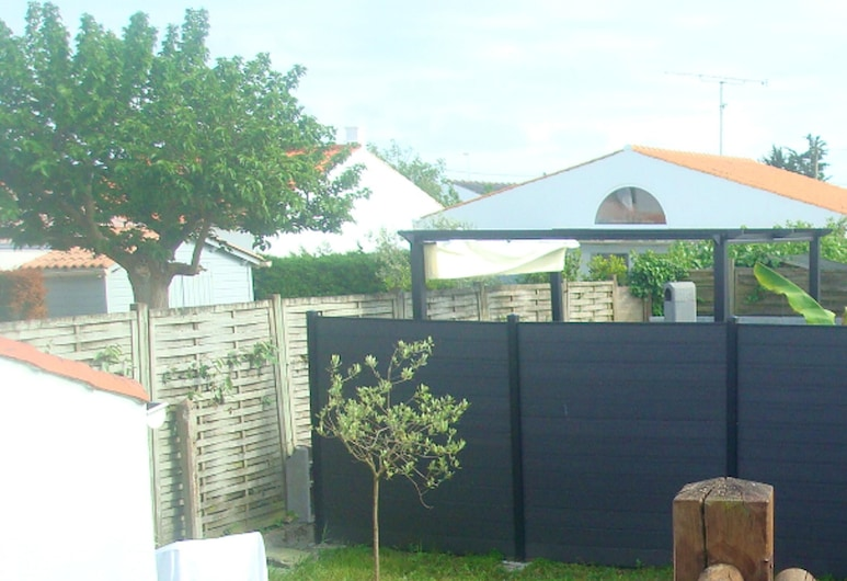 House With 2 Bedrooms in Saint-hilaire-de-riez, With Enclosed Garden and Wifi - 200 m From the Beach, Saint-Hilaire-de-Riez