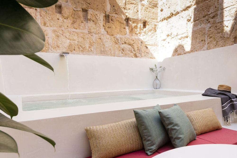 Chambre Deluxe, piscine privée - Piscine privée