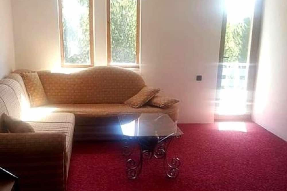 Standardní pokoj s dvojlůžkem - Obývací prostor