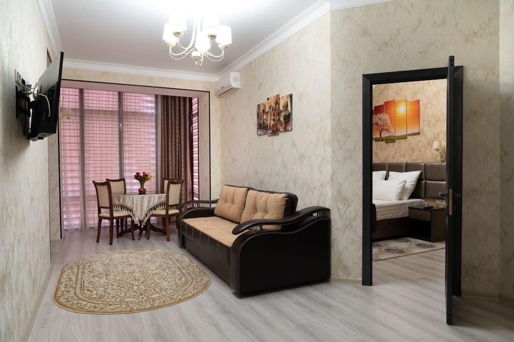 Premium Suite, Sea View - Living Area