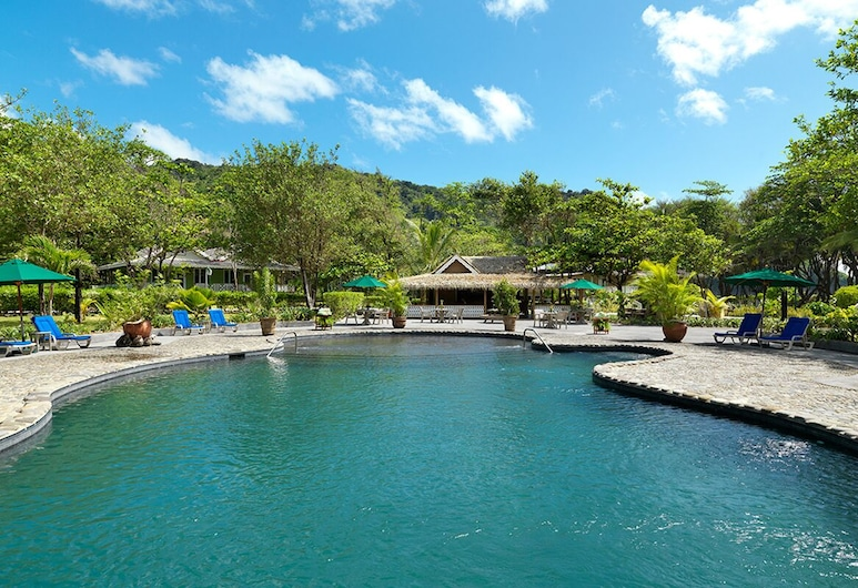 Rosalie Bay Eco Resort, Rosalie, Piscina all'aperto