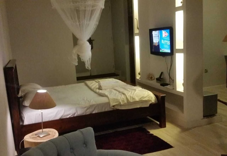 Bel Air Mombasa, Mombasa, Luxury külaliskorter, vaade merele, Vaade toast