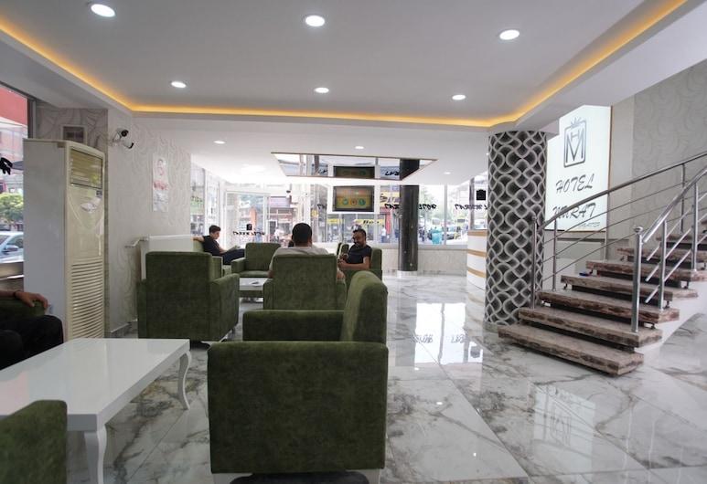 Hotel Murat, Γκαζιαντέπ, Καθιστικό στο λόμπι