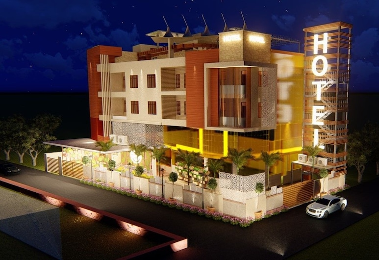 Clarks Collection Lucknow Gomti Nagar, Lucknow, Πρόσοψη ξενοδοχείου