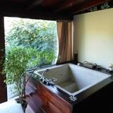 Habitación familiar, vista a la montaña - Bañera de hidromasaje privada