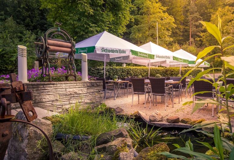 Hotel Kulinarium an der Glems, Gerlingen, Terrazza/Patio