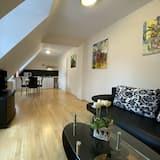 Апартаменты (XL) - Зона гостиной