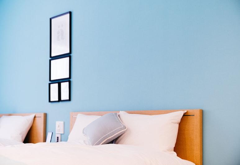 FUKUOKA MOJIKO Stay, Kitakyushu, Δωμάτιο (Tiffany Blue), Δωμάτιο