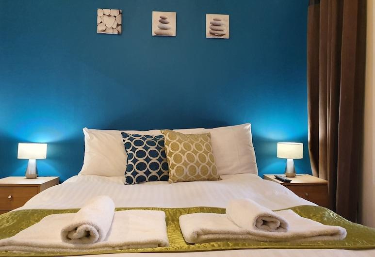 Bath Road Apartments, סווינדון, דירה, מיטה זוגית, חדר
