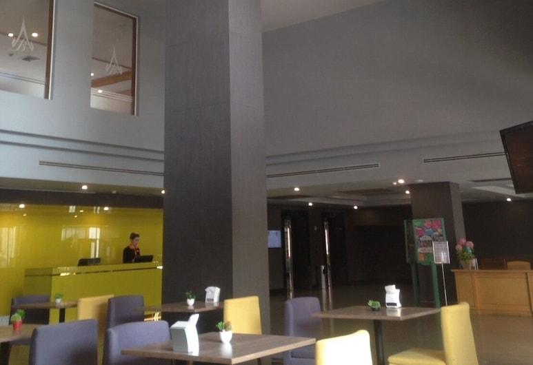 Le Cassia Hotel, Khon Kaen, Resepsjon